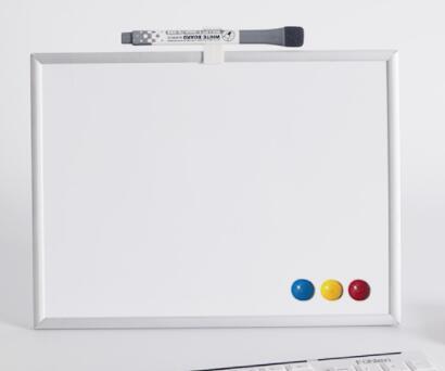 15*20cm The Small White Board Magnetic Home Message Board Desktop Mini Scaffolding Whiteboard