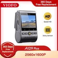 VIOFO A129 Più Auto DVR Dash Cam Car Video Recorder Quad HD di Visione Notturna Sony Sensore di 2K 60fps DashCam GPS DVR con La Modalità di Parcheggio
