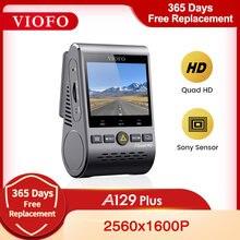 Viofo A129 Plus Auto Dvr Dash Cam Auto Video Recorder Quad Hd Nachtzicht Sony Sensor 2K 60fps Dashcam gps Dvr Met Parking Modus