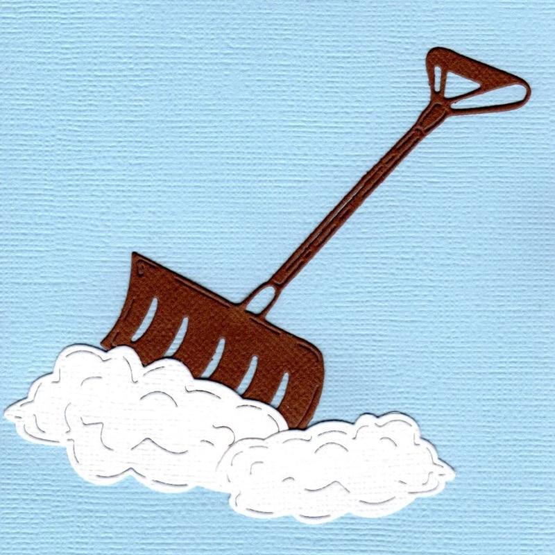 открытки с лопатами делаем плетеную корзинку