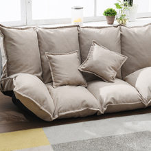 Sofá cama doble para perezosos, Tatami, dormitorio, sofá plegable, muebles PUF, cojín para juegos, salón, silla, cojín para juegos de fiesta para niños