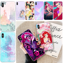 OFFeier Disney mermaid Customer High Quality Phone Case For iphone 6 6s plus 7 8 plus X XS XR XS MAX 11 11 pro 11 Pro Max Cover lovebay geometri customer high quality phone case for iphone 6 6s plus 7 8 plus x xs xr xs max 11 11 pro 11 pro max cover