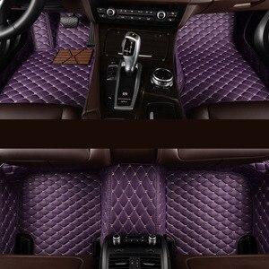Image 3 - Kalaisike için özel araba paspaslar Jeep tüm modeller Grand Cherokee renegade pusula komutanı Cherokee araba styling aksesuarları