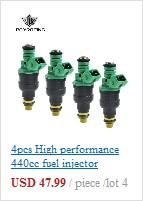 EV1 Топливная форсунка разъемы для многих автомобилей EV1 заглушка инжектора PQY-FIC12