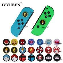 IVYUEEN-empuñadura analógica para mando de Nintendo Switch Lite NS, tapas de palanca de mando para Nintendo Switch Mini Joy Con