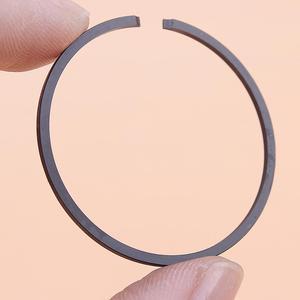 Image 3 - 10 pcs/lot segments de Piston pour coupe gazon débroussailleuse Strimmer tronçonneuse pièce de rechange 35mm x 1.2mm