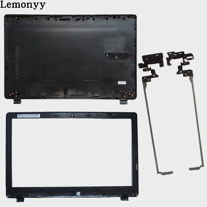 New FOR Acer Aspire ES1-512 ES1-531 N15W4 MS2394 Laptop LCD Top Cover Case/LCD Bezel Cover/LCD Hinges Left + Right