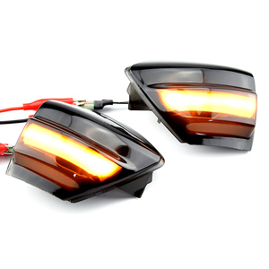 Image 3 - LED Dynamic Side Mirror Sequential Indicator Blinker Light For Ford S Max 2007 2014 C Max 2011 2019 Kuga C394 2008 2012