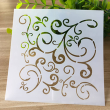 Stencils Drawing Scrapbooking Photo Album Decorative Embossing Bullet Journal Stencils Paper Craft Template For Painting Wall 6pc template stencils for painting and decoration scrapbooking photo album decorative embossing wall bullet journal stencils