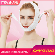 Face V Shaper Facial Slimming Bandage Relaxation Lift Up Belt Shape Lift Reduce Double Chin Face Thining Band Massage beauty face lift up belt sleeping face lift mask silicone massage slimming face shaper relaxation facial slimming health