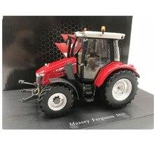 1:32 модель трактора из сплава MASSEY FERGUSON 5610 металлическая сельскохозяйственная модель трактора коллекция