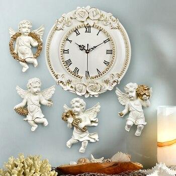2020 New Best-selling European Creative Wall Clock Living Room Clock Hotel Restaurant Clock Mute Wall Watch Crafts