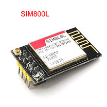 SIM800L GPRS GSM Module MicroSIM Card Core BOard Quad-band TTL Serial Port for ESP8266 ESP32