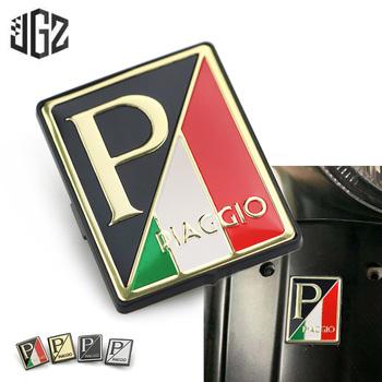 Naklejka na przednią szybę motocykla plastikowa naklejka na znaczek do Vespa GTS 250 300 Sprint zabawka S 150 LX 125 GTV Piaggio tanie i dobre opinie CN (pochodzenie) 3 7cm for Piaggio Vespa GTS Sprint Primavera Piaggio LX LXV 50 125 250 4 6cm Plastic Obejmuje listew ozdobnych