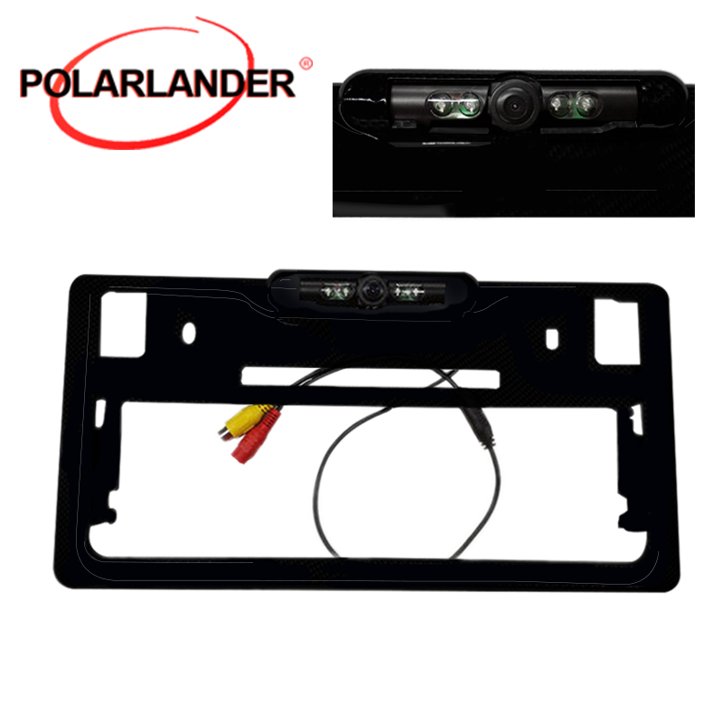 License-Plate-Frame Japanese Rear View Camera Reversing Backup Parking Camera 170 Degree Angle Car Accessories 580 X 540 Pixels