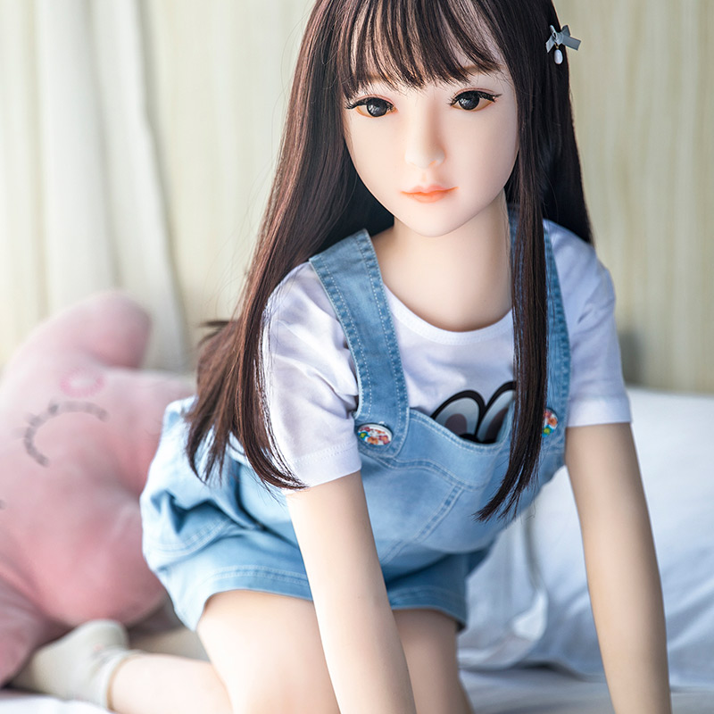 Image 3 - Hanidoll Silicone Sex Dolls 128cm Mini Real Sex Doll Love Doll TPE Anime Realistic Male Sex Doll Life Size TPE Doll Loli Toys-in Sex Dolls from Beauty & Health