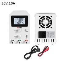 30V 10A Laboratory DC Power Supply Adjustable Switching Bench Source Digital Voltage And Current Regulator R SPS Series 30 V