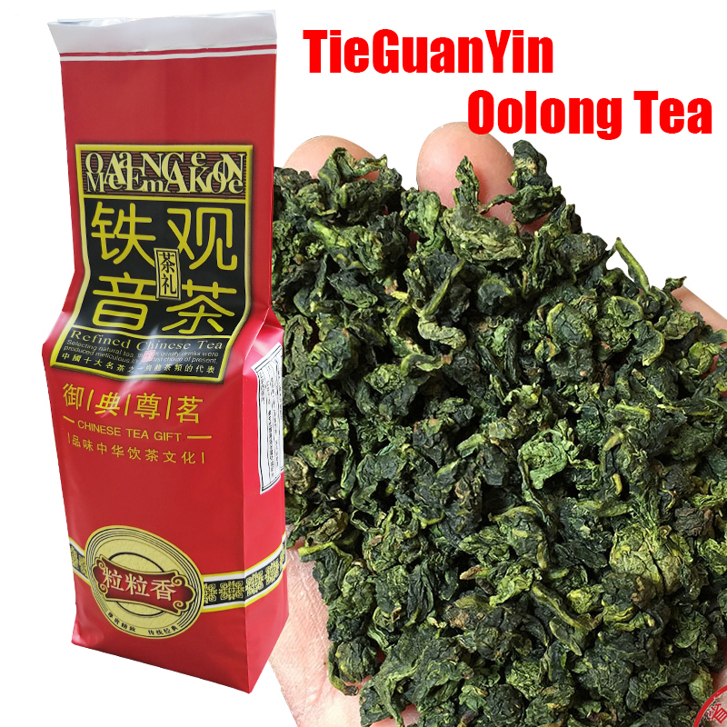 2019 Tea Promotion 250g China Oolong Tea TieGuanYin Tea China Green Food For Weight Lose Health Care