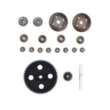 Differential Driving Reduction Motor Gear Set For WLTOYS 12428/12423 1:12 RC Car High Quality RC Car Parts Car Accessories(China)