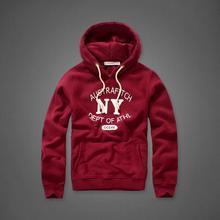 2020 new Wholesale Brand Mens Fleece Hoodies With Hat Warm W