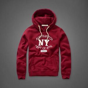 2020 new Wholesale Brand Mens Fleece Hoo