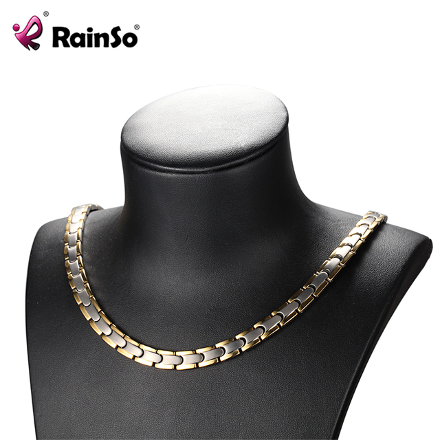 H5f501f06e25b4a8382ffab6fe7cc282ct - Magnetic Therapy Necklace for Pain