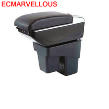 Car Arm Rest Decoration Accessory Parts Interior Car-styling Armrest Box 04 05 06 07 08 09 10 11 12 13 14 15 16 FOR Honda Fit