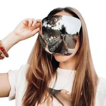Męskie damskie okulary ochronne Faceshield okulary ochronne okulary ochronne maska przeciwpyłowa okulary ochronne okulary przeciwsłoneczne tanie i dobre opinie Sen Maries CN (pochodzenie) WOMEN Z poliwęglanu Dla osób dorosłych Z plastiku i tytanu MIRROR Gradient Fotochromowe Przeciwodblaskowe