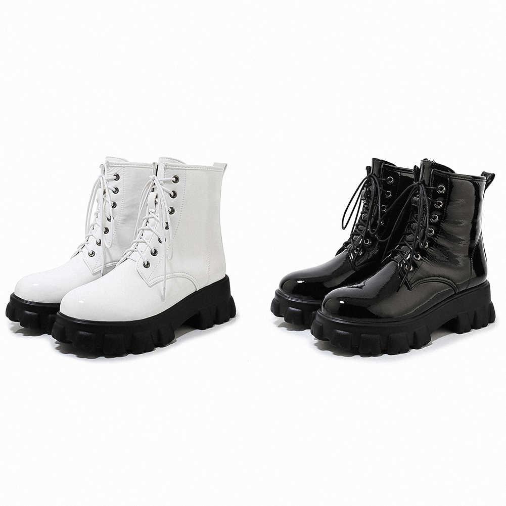 DORATASIA Plus ขนาด 32-46 ใหม่ Non-slip ผู้หญิงสุภาพสตรี Chunky ส้นรองเท้าผู้หญิง Party สำนักงานรองเท้าหญิง