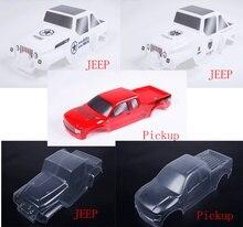 자동차 쉘 바디 1/8 HPI 레이싱 야만인 XL FLUX Torland MONSTER BRUSHLESS Rc 자동차 지프/픽업 트럭