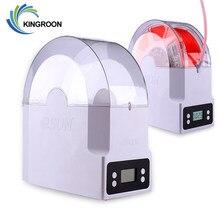 KINGROION-caja de filamentos de impresión 3D eSUN eBOX, soporte de almacenamiento de filamentos, mantenimiento de filamentos secos, medición de peso