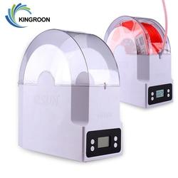 KINGROION eSUN eBOX 3D Printing Filament Box Filament Storage Holder Keeping Filament Dry Measuring Filament Weight Filament Box
