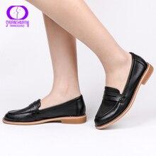 AIMEIGAO New Spring Autumn Casual Women Flats Shoes