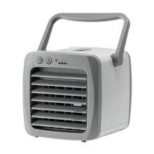 Три поколения портативный кулер рабочего стола анион Портативный мини кондиционер охлаждения вентилятор увлажнителя