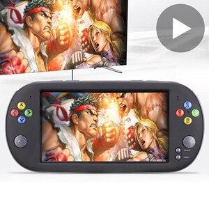 PowKiddy Handheld Portable Retro TV Video Game Console Gaming Mini Arcade Videogame Machine Vidio Smart Gamepad Hand Held Pocket
