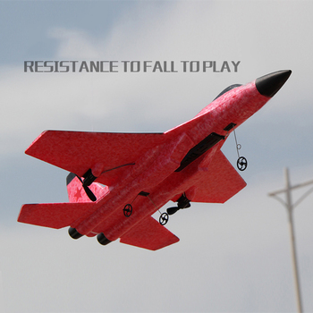 New SU-35 RC Remote Control Airplane 2.4G Remote Control Fighter Hobby Plane Glider Airplane EPP Foam Toys RC Plane Kids Gift 3