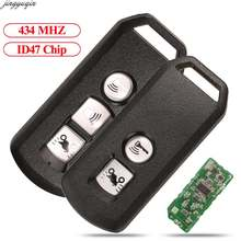 Jingyuqin дистанционный Автомобильный ключ 434 МГц id47 для