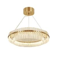 2018 new arrival modern glass chandelier lighting chrome gold living room dining room chandelier light cafe room