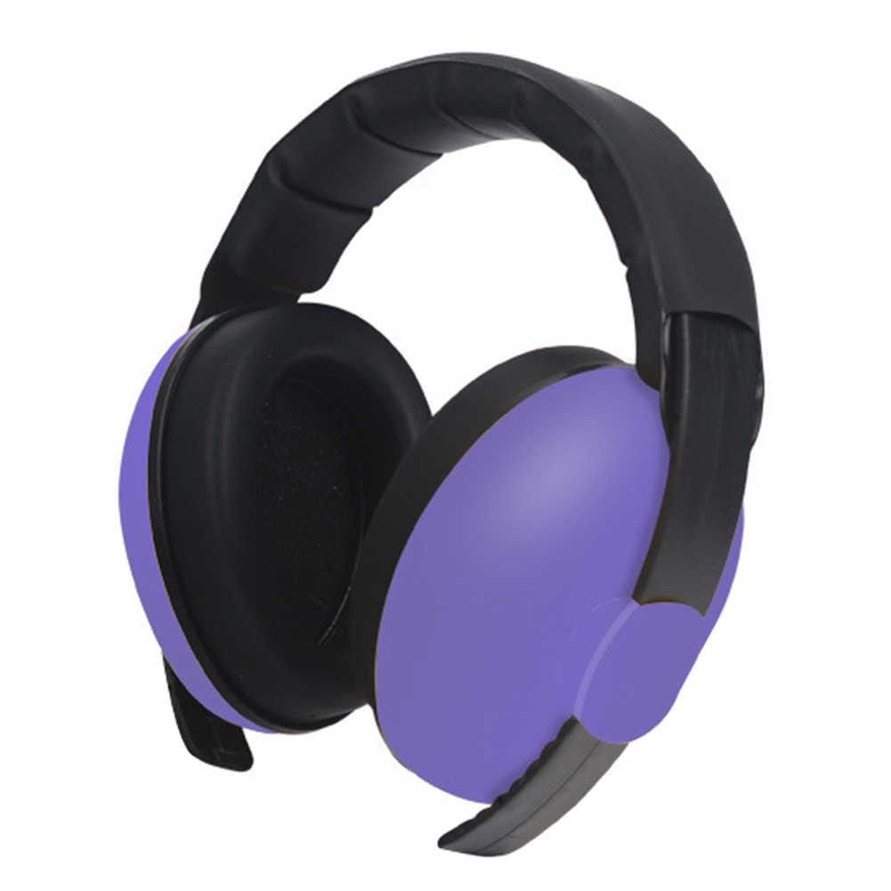 Детские наушники для защиты слуха, детские наушники с шумоподавлением, для сна, прочные, с медленным отскоком, для безопасности, для концерта, для мальчиков и девочек, звук, эргономичный