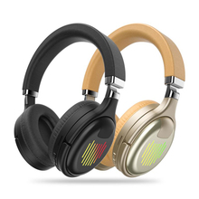 Gaming Earphone Bluetooth-Headset Tf-Card True Wireless Stereo No with Mic FM Noise-Reduction