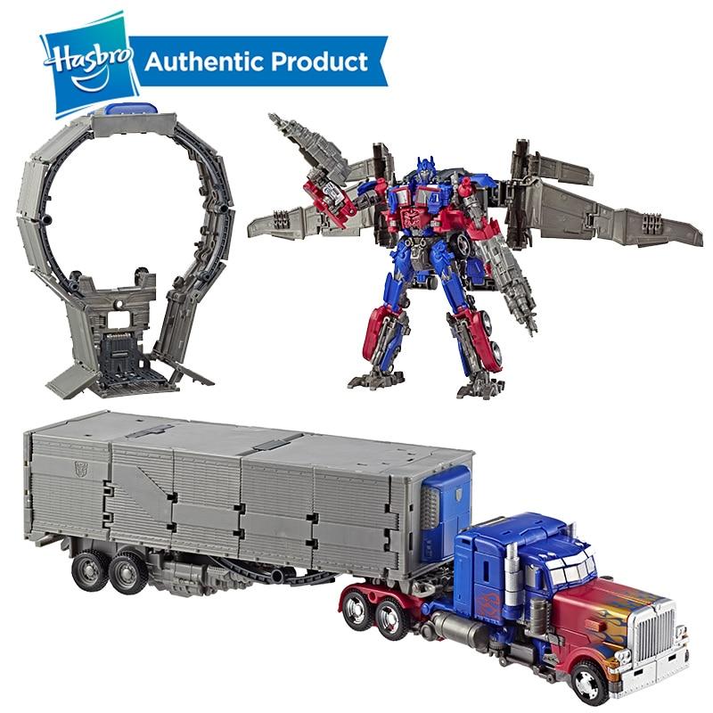 TRANSFORMERS Studio Series Optimus Prime Leader Truck mode Action Figure Movie