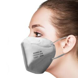 N95 Respirator Mask KN95 Mask Activated carbon filter N95 Efficient filtration PM2.5 Anti Haze mouth Masks replaceable filters for Mouth-muffle