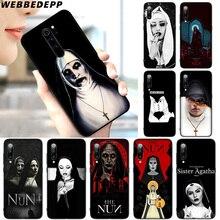 WEBBEDEPP Sister Nun Soft Case for Redmi 4A 4X 5A 6A 7A 8A S2 GO K20 K30 Poco X2 Pro Plus