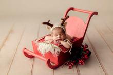 Реквизит для фотосъемки новорожденных аксессуары Рождественская