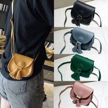 Nueva moda bolsos para mujer pequeño bolso bandolera de cuero Vintage teléfono móvil bolsa de viaje