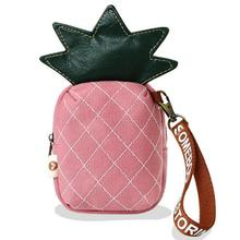 1pc High Quality Canvas Makeup Bag Creative Lovely Pineapple