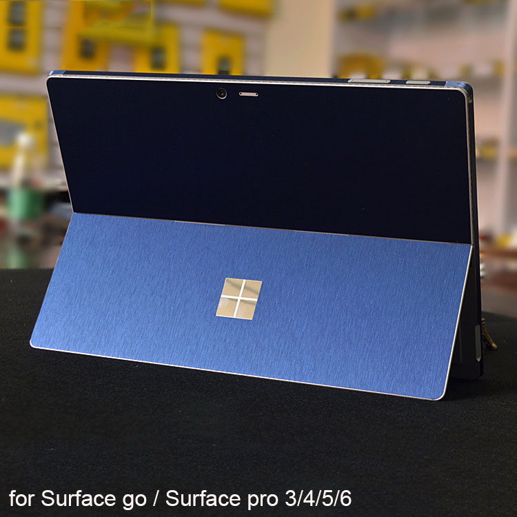 Screen Protector Tablet Decal Back Cover Film For Surface Go Wrap Protect Skin Sticker For Surface Pro 3 4 5 6 Book 2