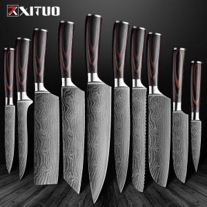 XITUO Knife Chef-Kni...