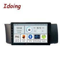 "Idoing 9 ""PX6 אנדרואיד 10 רכב רדיו נגן לסובארו BRZ/Scion FRS/Toyota GT86 GPS ניווט Carplay אוטומטי ראש יחידה לא 2 דין"