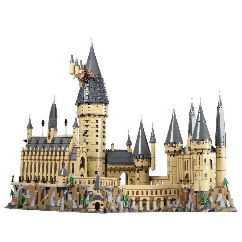 2019 16060 Potter Film Castle Magic Model 6742Pcs Bouwsteen Bricks Speelgoed Compatibel Legoinglys Met 71043 Gift Voor Kinderen - 5